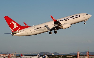 Linie Turkish Airlines