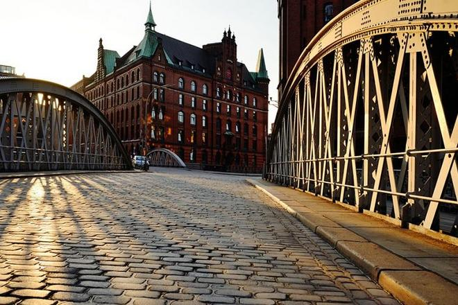 Hamburg + kraina miniatur