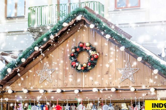 Jarmark Bożonarodzeniowy Drezno Express