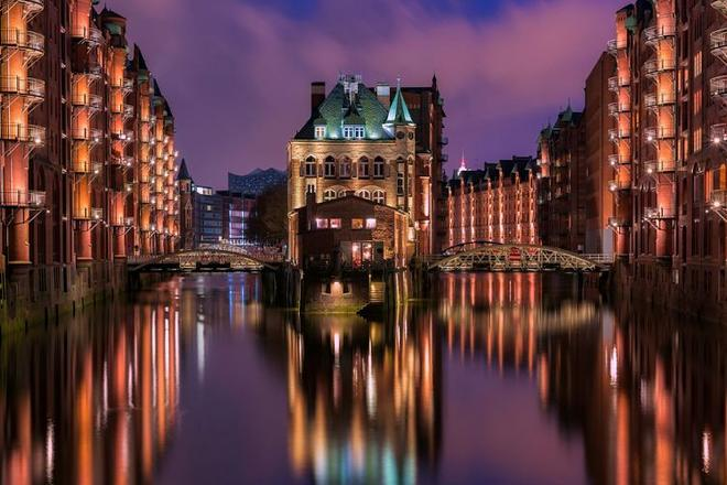 Nie taki święty jarmark w Hamburgu