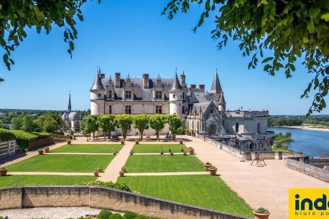 Zamki nad Loarą i Paryż