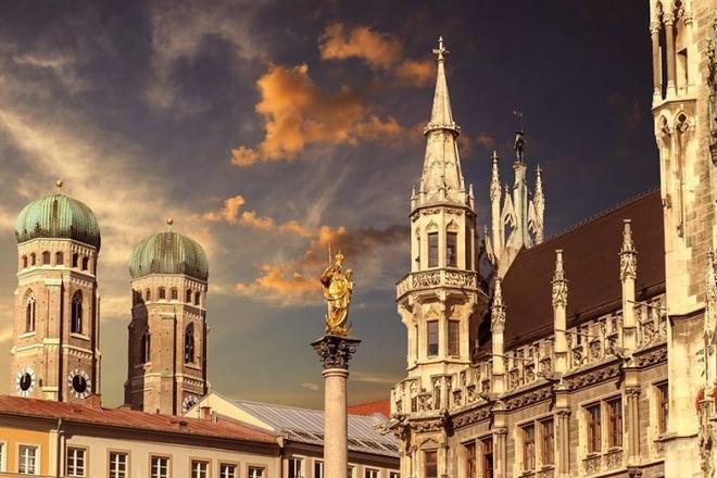Wspaniała Bawaria