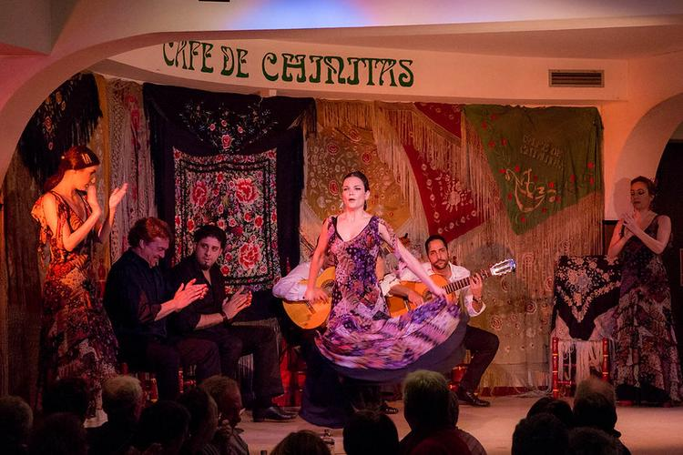 Cafe de Chinitas - Flamenco