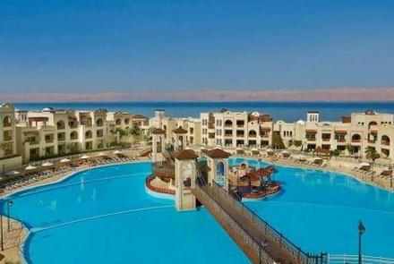 Hotel Crowne Plaza Jordan Dead Sea Resort & Spa