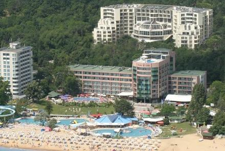 Hotel Golden Beach Park