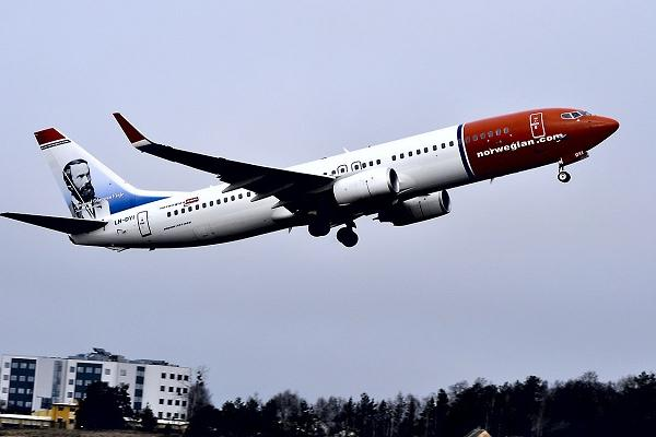 Linia lotnicza Norwegian