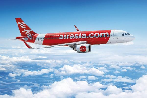 Bilety AirAsia