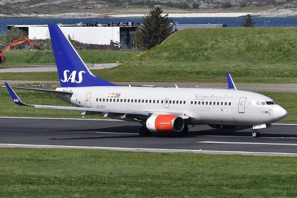 Bilety lotnicze SAS