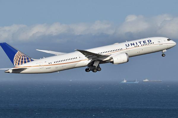 Bilety lotnicze United Airlines