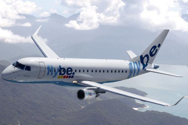 Bilety lotnicze Flybe