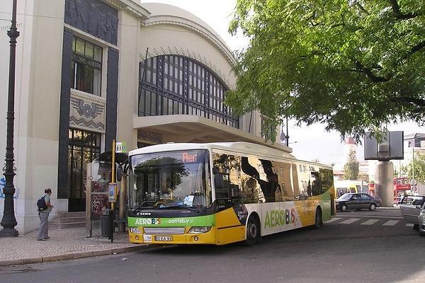 Aerobus Lizbona