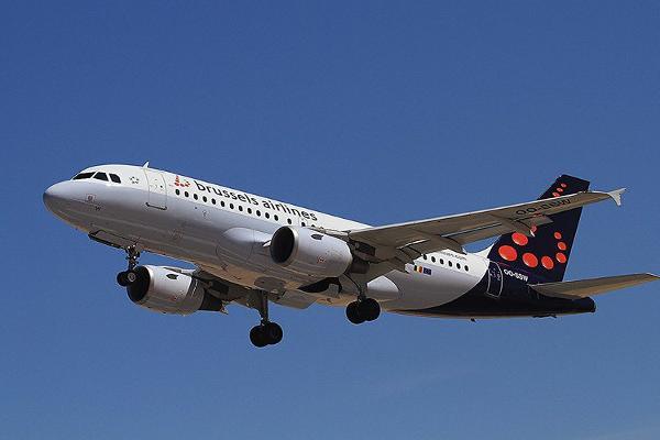 Rezerwacja biletów Brussels Airlines