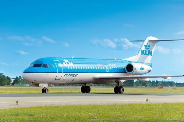 Bilety KLM