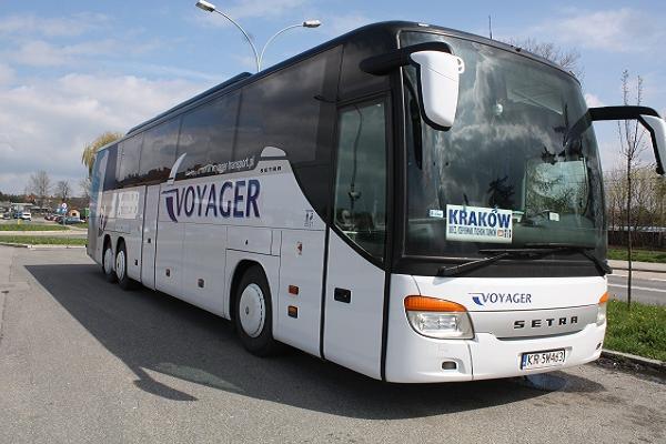 Bilety autobusowe Voyager Transport