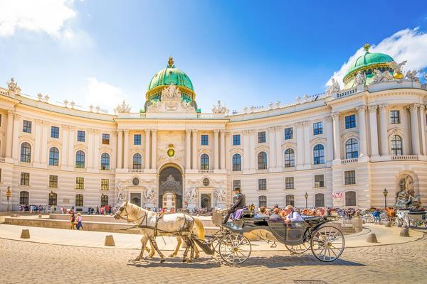 Alte Hofburg, Wiedeń, Austria