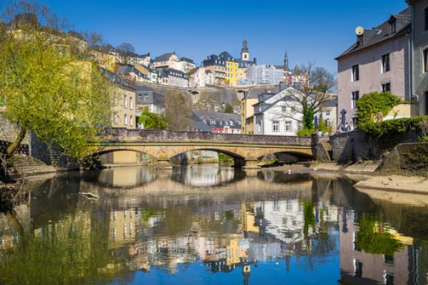Luksemburg, połączenia do Niemieci Luksemburga Sindbad