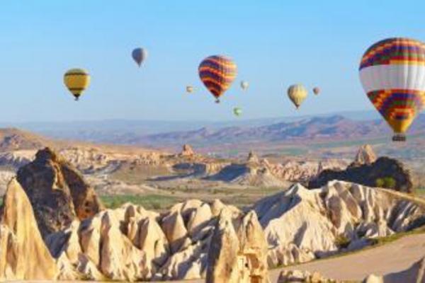 Turcja - kolorowy kraj różnych kultur