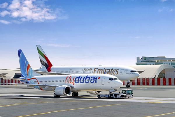 Emirates i Flydubai