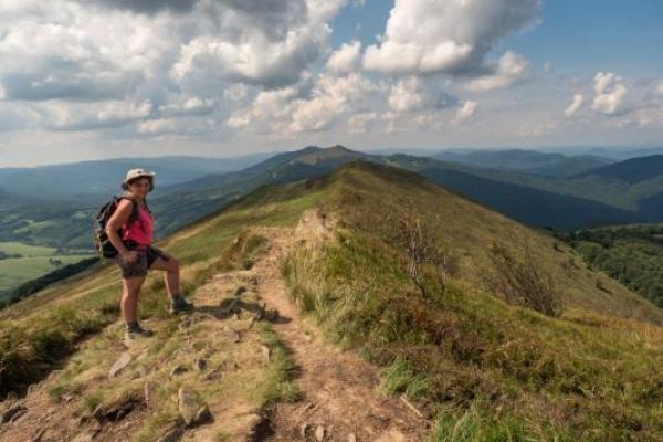 Połonina Caryńska – masyw górski położony między dolinami Prowczy i Wołosatego