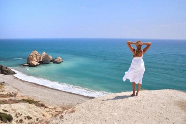 Skała Afrodyty, Cypr