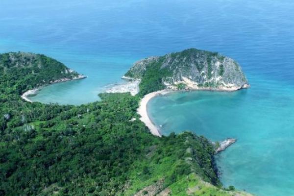 Mayotte - dzikie plaże