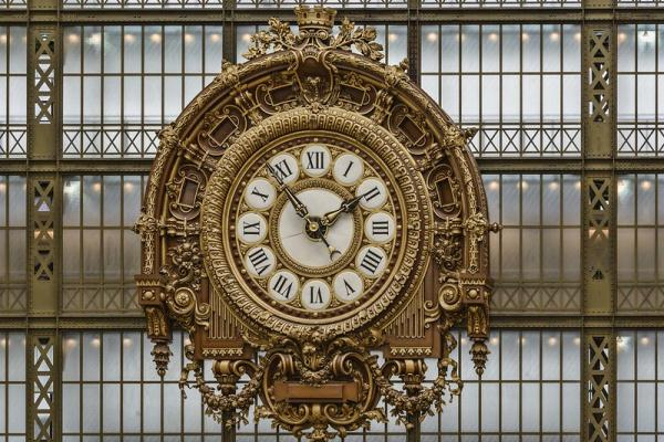 Musée d'Orsay - Muzeum Orsay