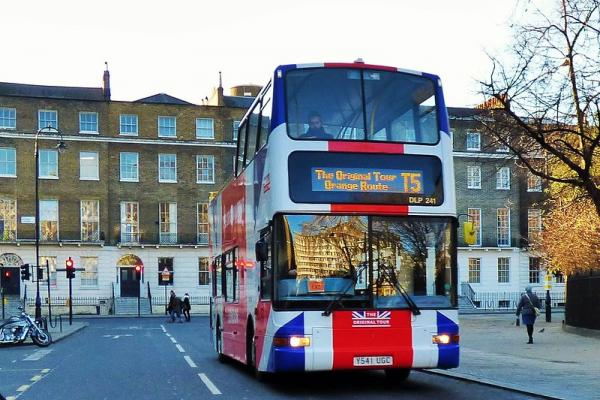 Hop-On Hop-Off po Londynie