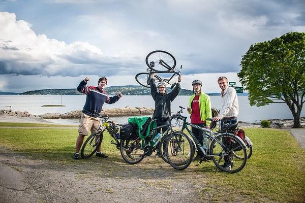 Viking Biking, Oslo