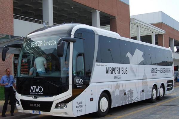 Airport Bus Wenecja