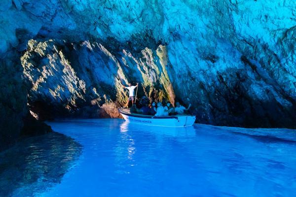 Biševo - Niebieska Jaskinia