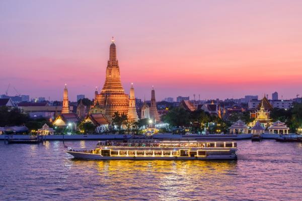 Chao Phraya Princess, Bangkok