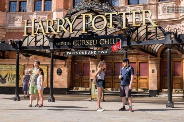 Harry Potter wycieczka z przewodnikiem