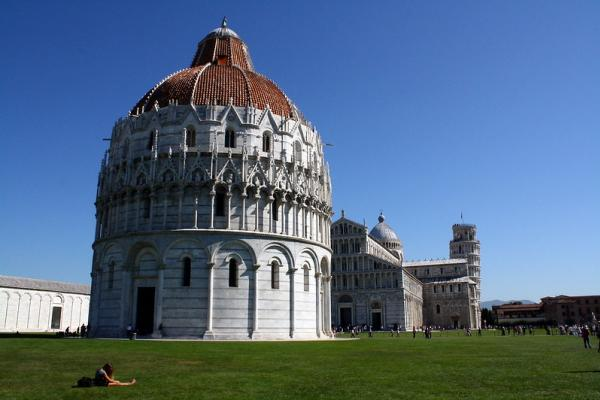 Katedra i dzwonnica w Pizie