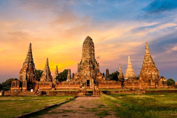 Wycieczka do Ayutthaya