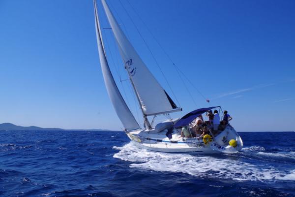 Rejs po wyspach Zadaru