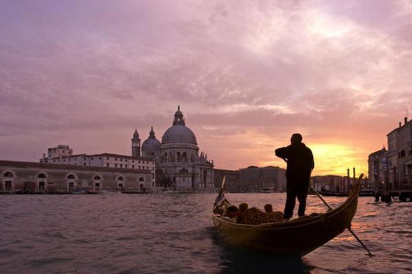 30-minutowy rejs gondolą po Wenecji
