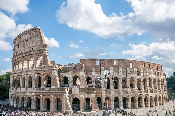 Koloseum, Rzym