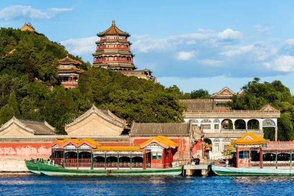 Letni Pałac w Pekinie