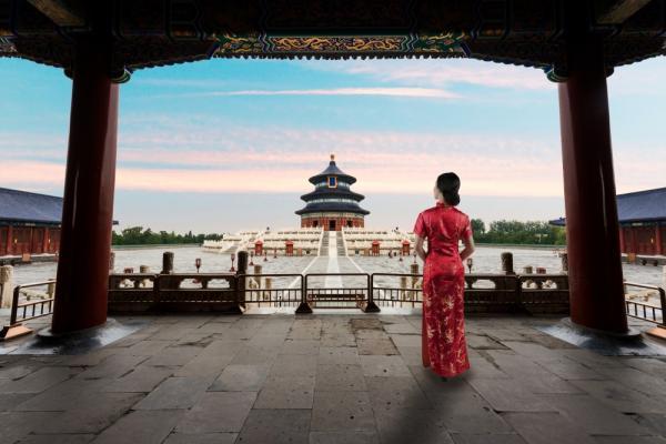 Świątynia Nieba w Pekinie, Chiny