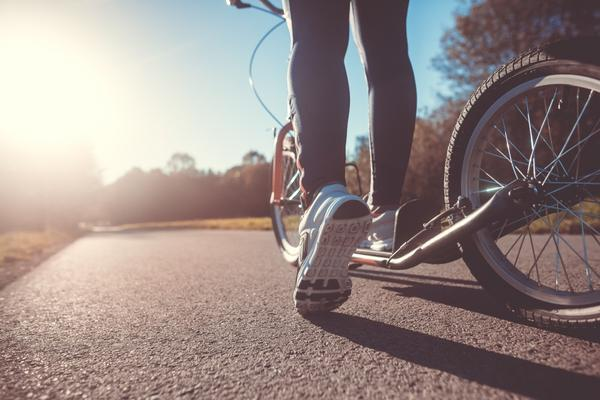 Kick bike Wilno