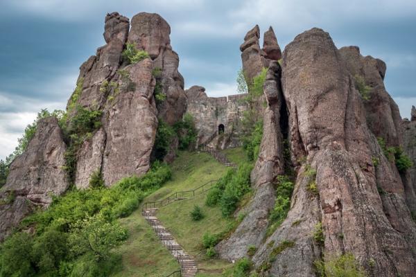 Skały Belogradchik w Bułgarii