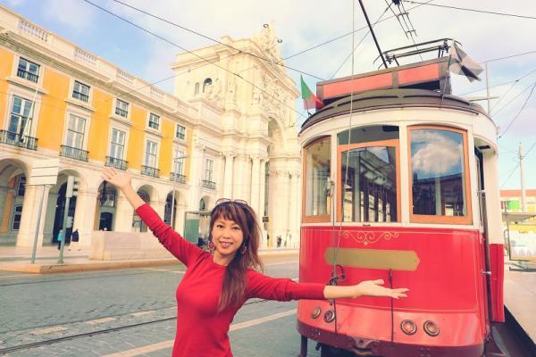 Lizbońska trasa tramwajowa