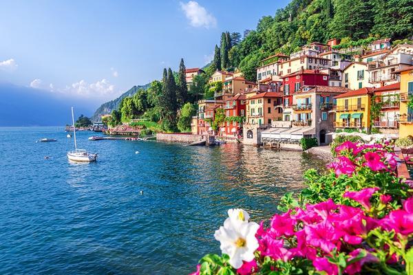 Jezioro Lago di Como