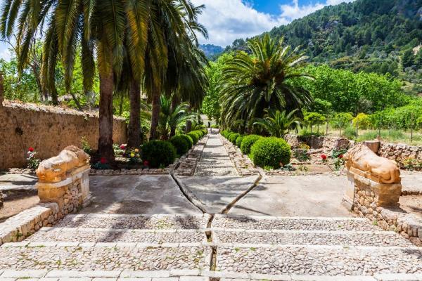 Ogrody Jardines de Alfabia