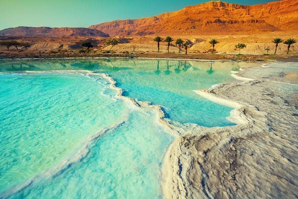 Morze Martwe w Izraelu