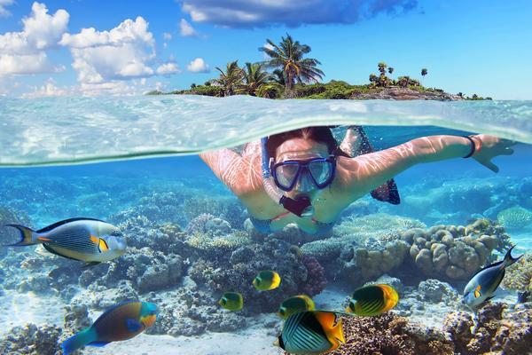 Snorkeling w Tajlandii