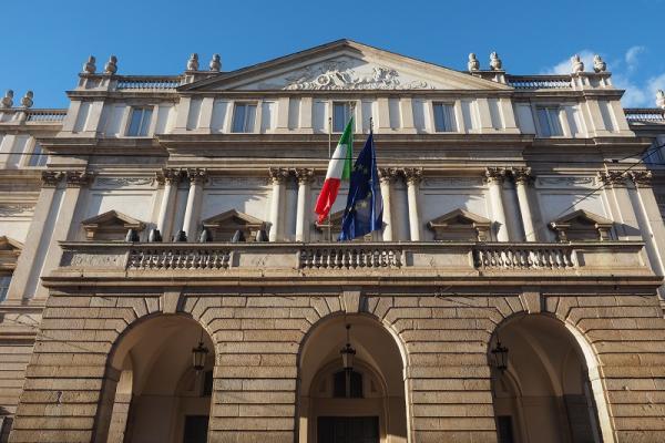 La Scala i muzeum