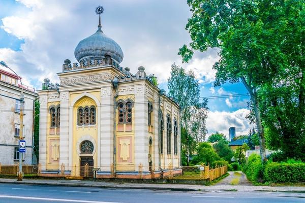 Synagoga w Wilnie