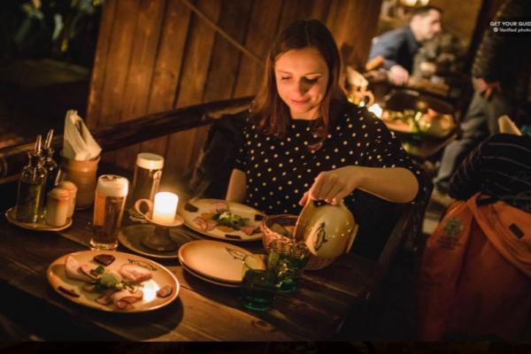 Średniowieczna kolacja w Pradze