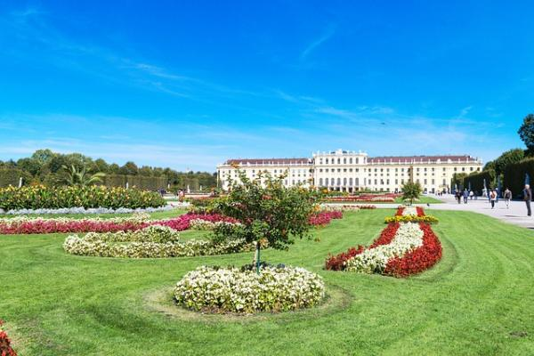 Pałac Schönbrunn, Wiedeń